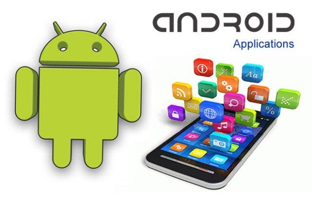 aplicaciones de fabrica android